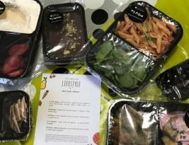 LifeBox Ploiești  – mâncare pentru toată ziua – începutul
