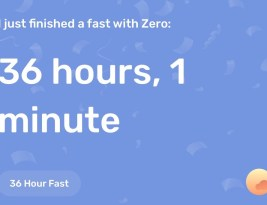 EXPERIMENT! Nu am mâncat nimic timp de 36 de ore – post negru și intermittent fasting