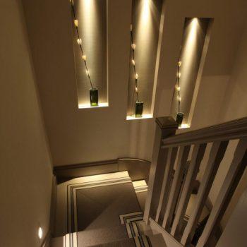 zivatar stairs lamp design