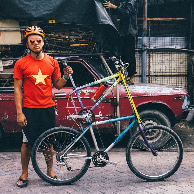 Ep 24 – Kan Kyi Curwen : Slow living on a bike