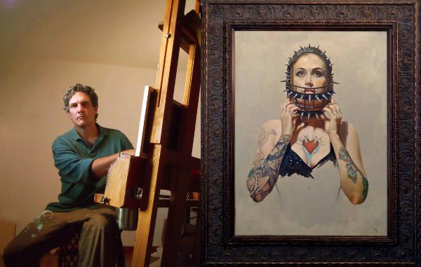 Ep 33 – Michael Foulkrod : The artist's eye