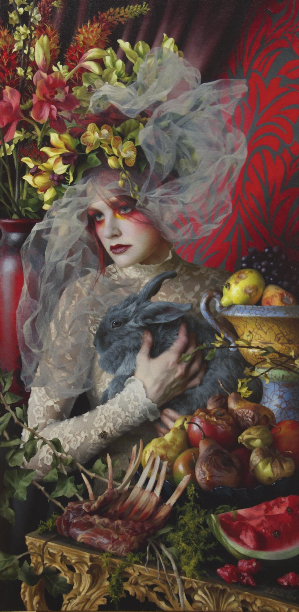 La Fete Sauvage by Adrienne Stein