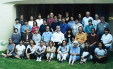John Dalton Postgraduate Seminar for Craniosacral Therapists I delivered for The Craniosacral Therapy Association of South Africa in Johannesburg in 2002