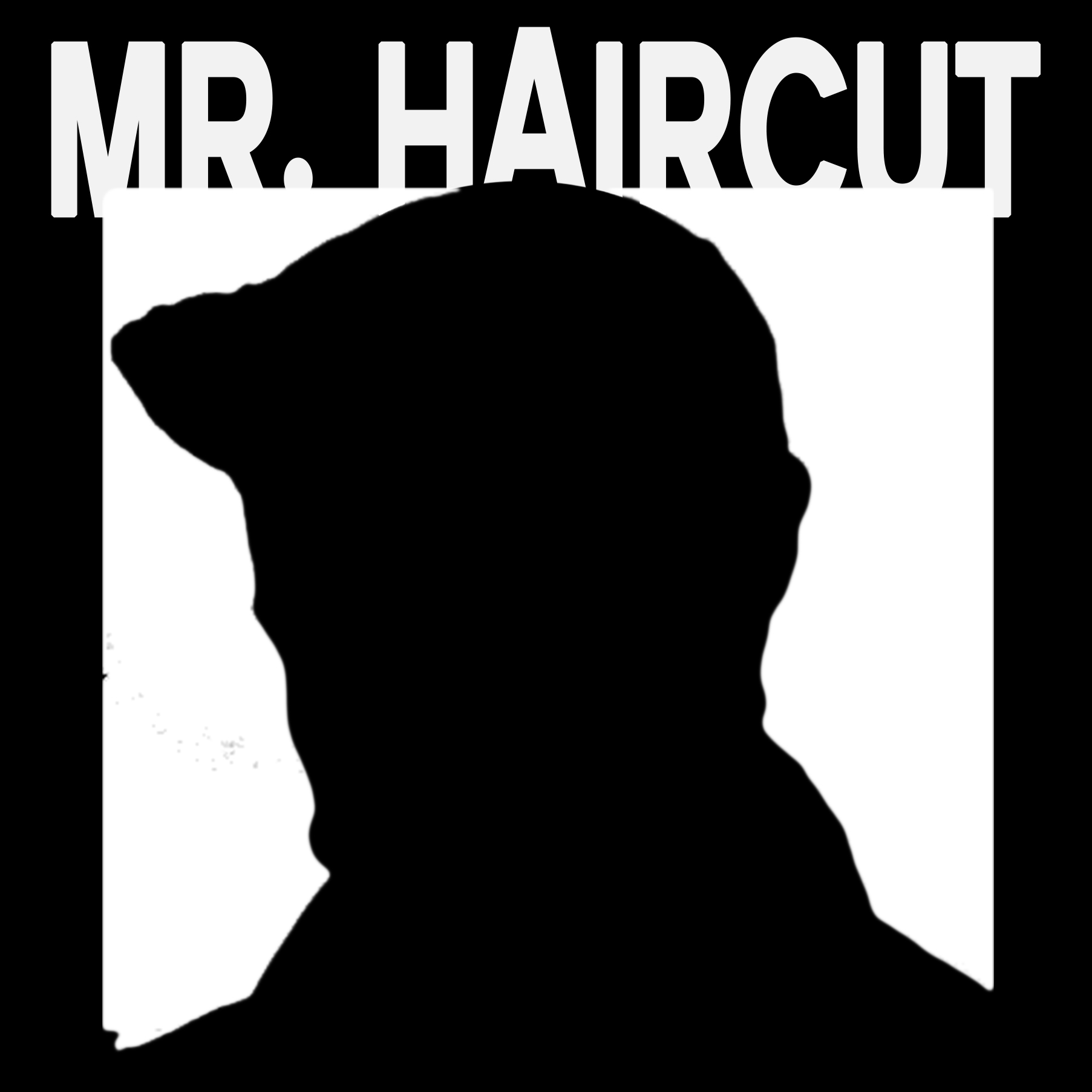 Mr Haircut Logo John Daniel Ray