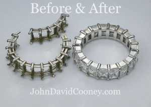 John David Cooney Before & After