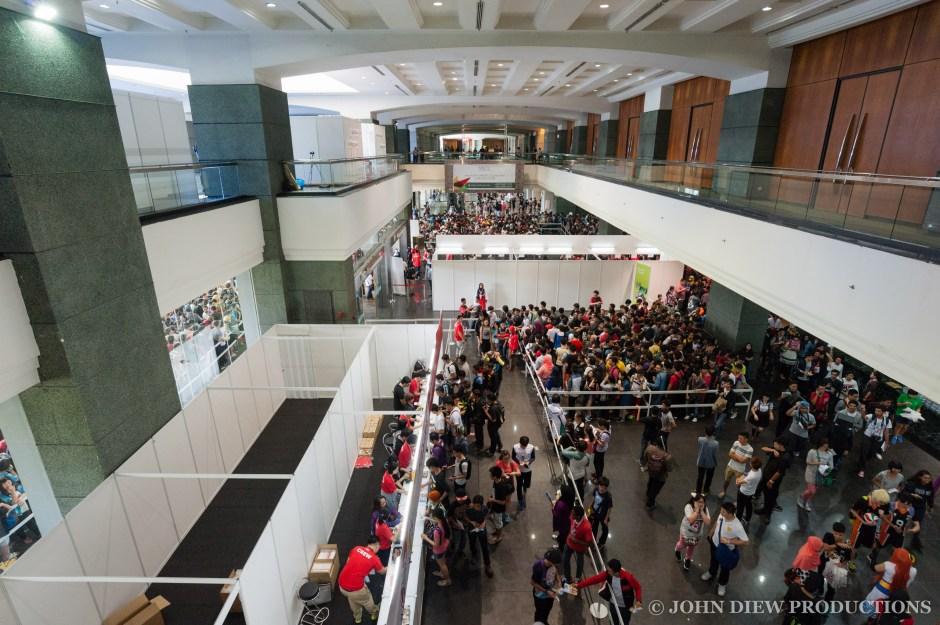 Comic Fiesta 2015 - 01