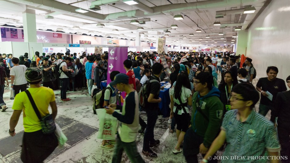 Comic Fiesta 2015 - 02