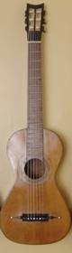 1822 Panormo Guitar