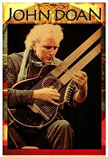 Beyond Six Strings - John Doan Europe Poster sm