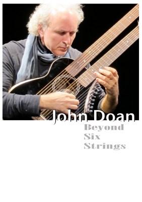 Beyond Six Strings - John Doan PosterBSS