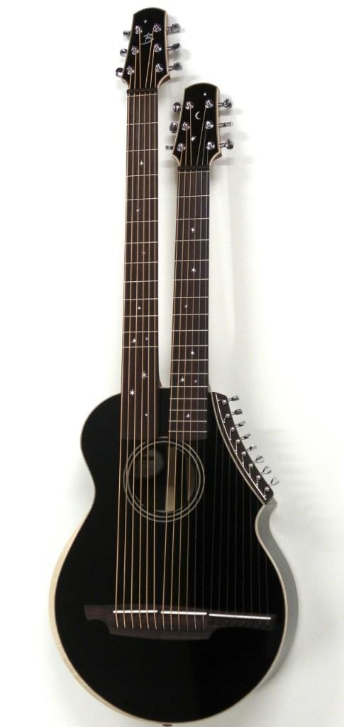 Brunner harp guitar