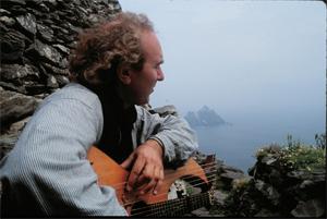 John Doan Celtic Coast harp guitar