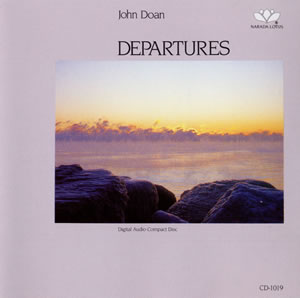 John Doan - Departures - cover art