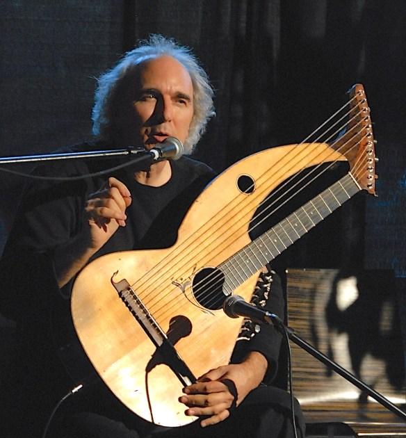 John Doan Harp Guitar In Concert 2