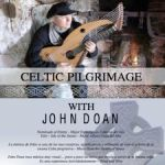 celtic prilgrimage poster with john doan in can serrat