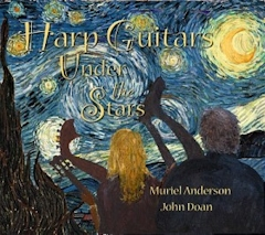 Harp Guitars Under the Stars - John Doan and Muriel Anderson CD