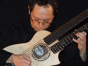 nouzilly and harp guitar