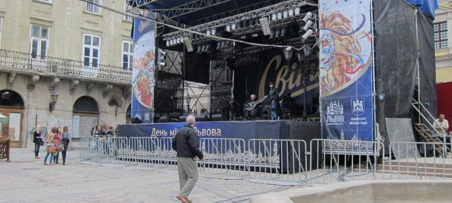 Lviv Outdoor Stage