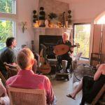 13. John Doan Harp Guitar Retreat John Lute