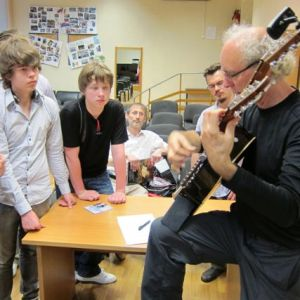 17.John Doan Hapr Guitar Moscow Lecture after3
