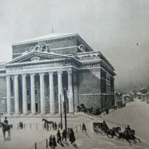 20.Bolshoi Theater 1824