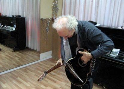 24. John Doan Haprp Guitar Russia Bows