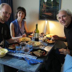 37.John Doan Tour Moscow Andrew, Anna