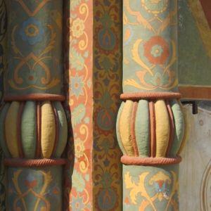 6.John Doan Harp Guitar Moscow building detail