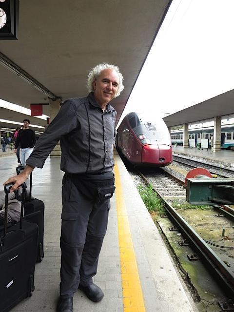 1.John Doan Train Italy