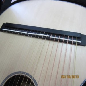 10.Ukraine Harp Guitar Bridge