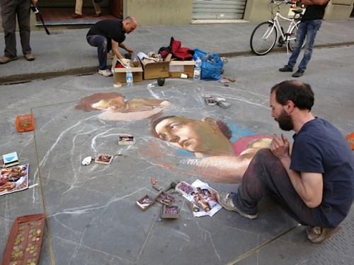 11.Florence Grafiti