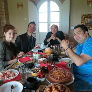6.Group Dining Pisa