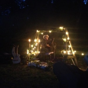 Harp Guitar Retreat 2013 Concert John Lights
