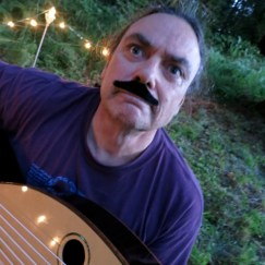 Harp Guitar Retreat 2013 Gerry Face