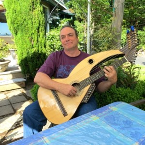 Harp Guitar Retreat 2013 Gerry