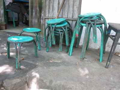 14. xian chairs street