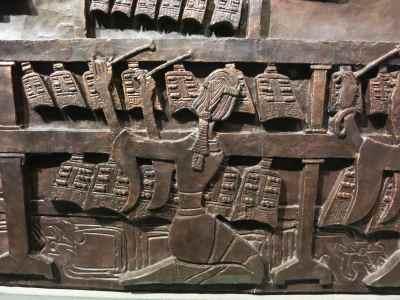 16.2 Ancient Bells mural