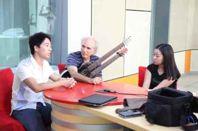 17. Xian City Radio Interview