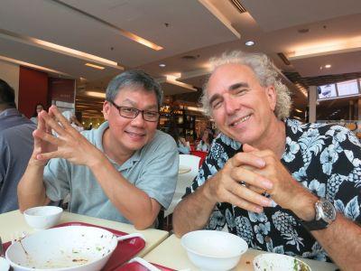 9. Joshua Tan and John Doan