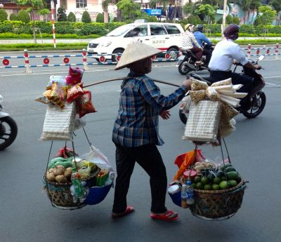 19. Street Seller