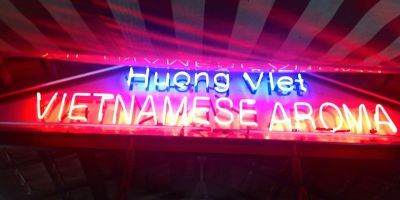 5. Neon Signs of Ho Chi Minh City