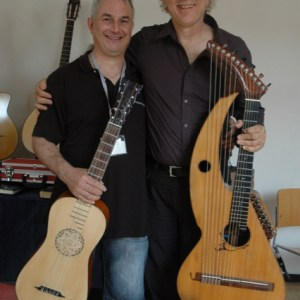 Carlos Michelutti and John Doan