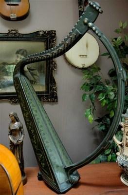 irish-harp