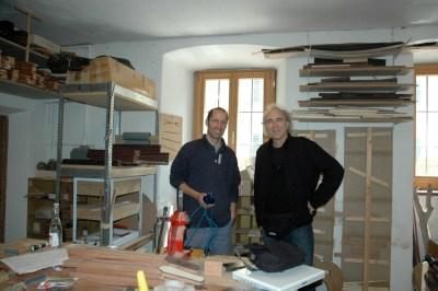 Lukas Brunner and John Doan