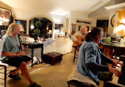 9. John Doan's Harp Guitar Retreat Night Jam