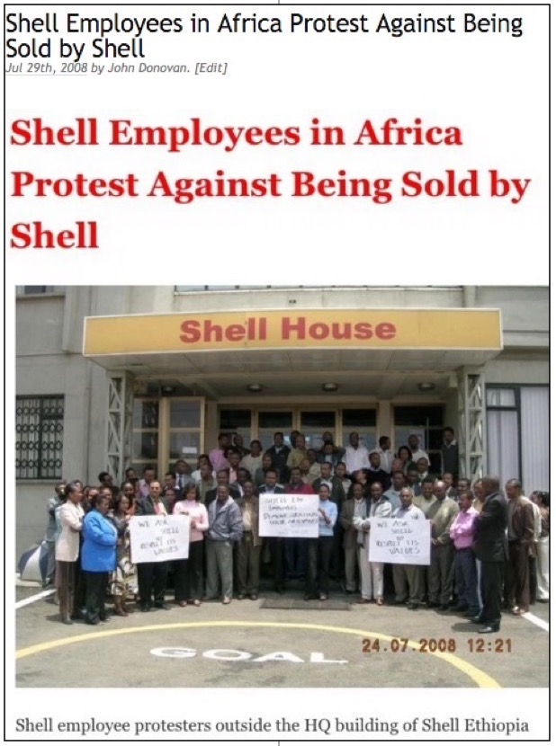 CHAPTER 15: Assisting third parties to challenge Shell
