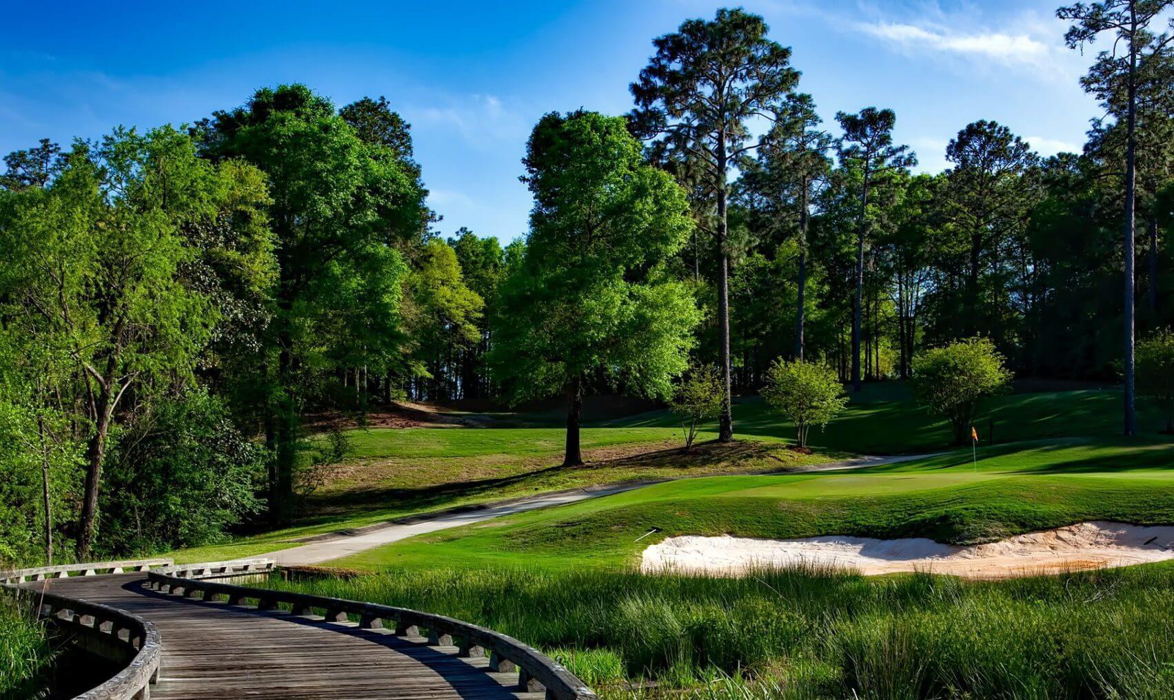 John Dunigan Golf course pic2