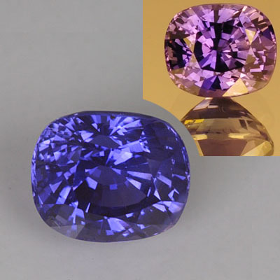 336 Carat Color Change Sapphire Gemstone John Dyer