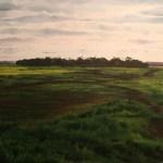Painting of Hale Duck Decoy 2016 - John Elcock