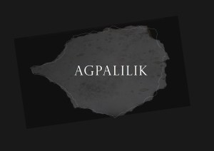 Agpalilik sculpture: project logo